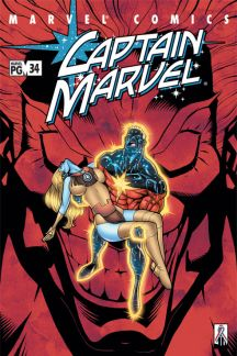 Captain Marvel #34