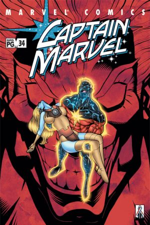 Captain Marvel (2000) #34
