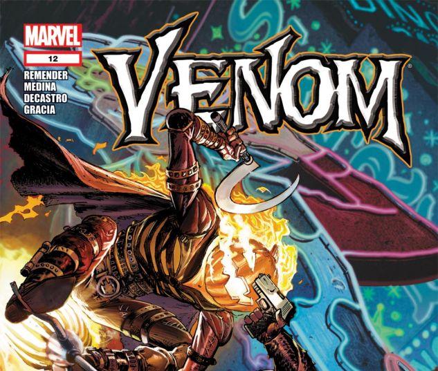 VENOM (2011) #12 Cover