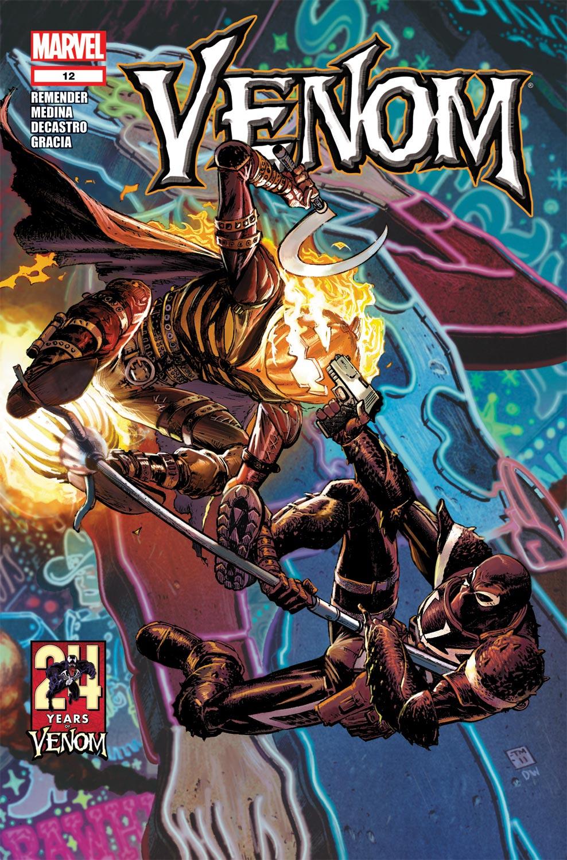 Venom (2011) #12