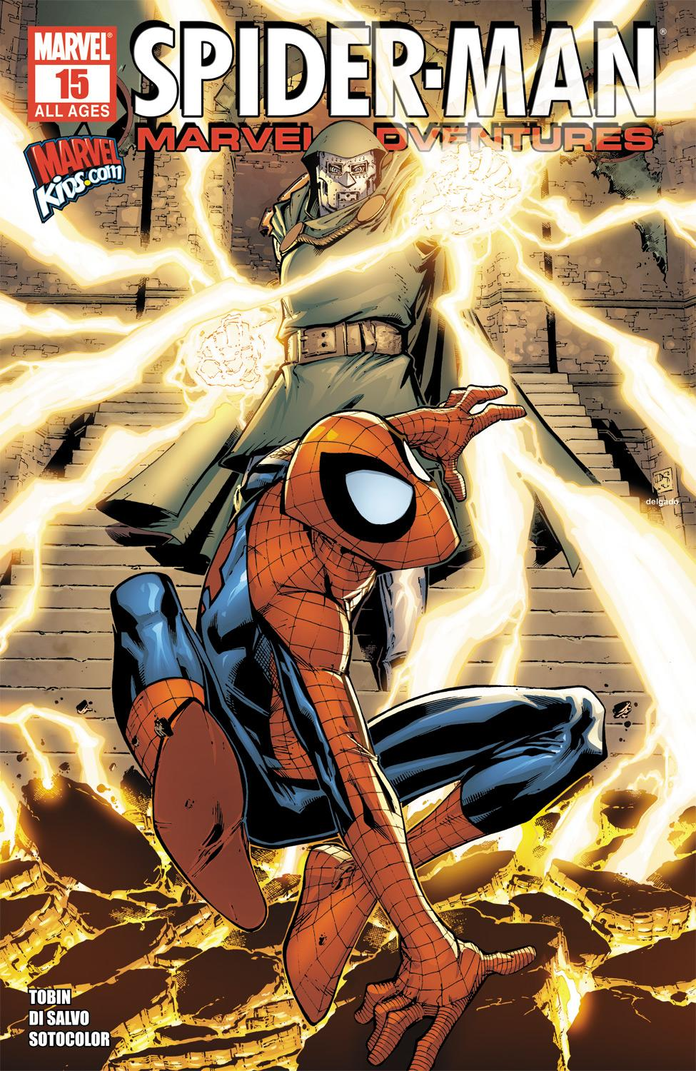 Marvel Adventures Spider-Man (2010) #15