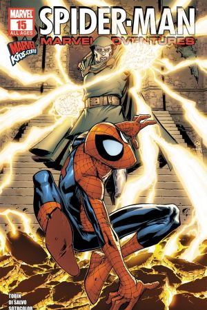 Spider-Man Marvel Adventures #15