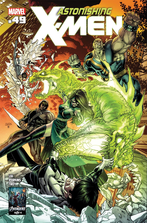 Astonishing X-Men (2004) #49