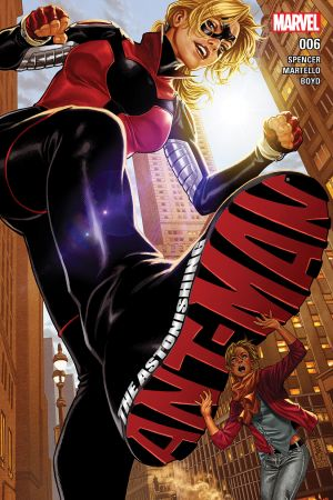 The Astonishing Ant-Man (2015) #6