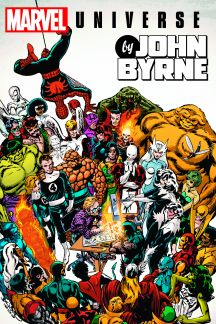 Marvel Universe by John Byrne Omnibus (Hardcover)