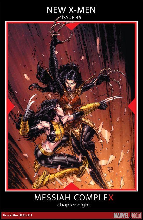 New X-Men (2004) #45