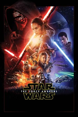 Star Wars: The Force Awakens Adaptation (2016)
