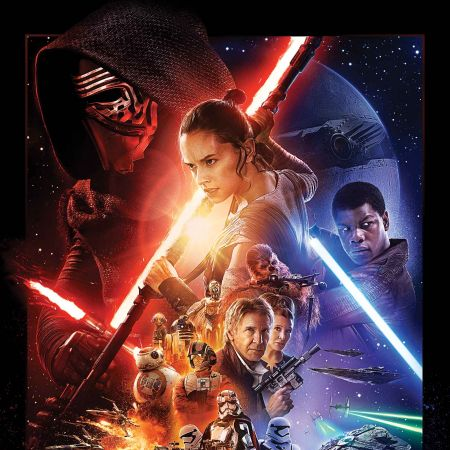 Star Wars: The Force Awakens Adaptation (2016) #1