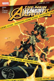 New Avengers (2015) #10
