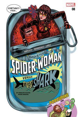 Spider-Woman (2015) #8