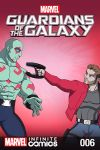 Marvel Universe Guardians of the Galaxy Infinite Comic (2015) #6