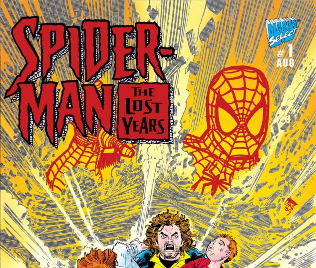 SPIDER_MAN_THE_LOST_YEARS_1995_1