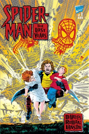 Spider-Man: The Lost Years (1995) #1