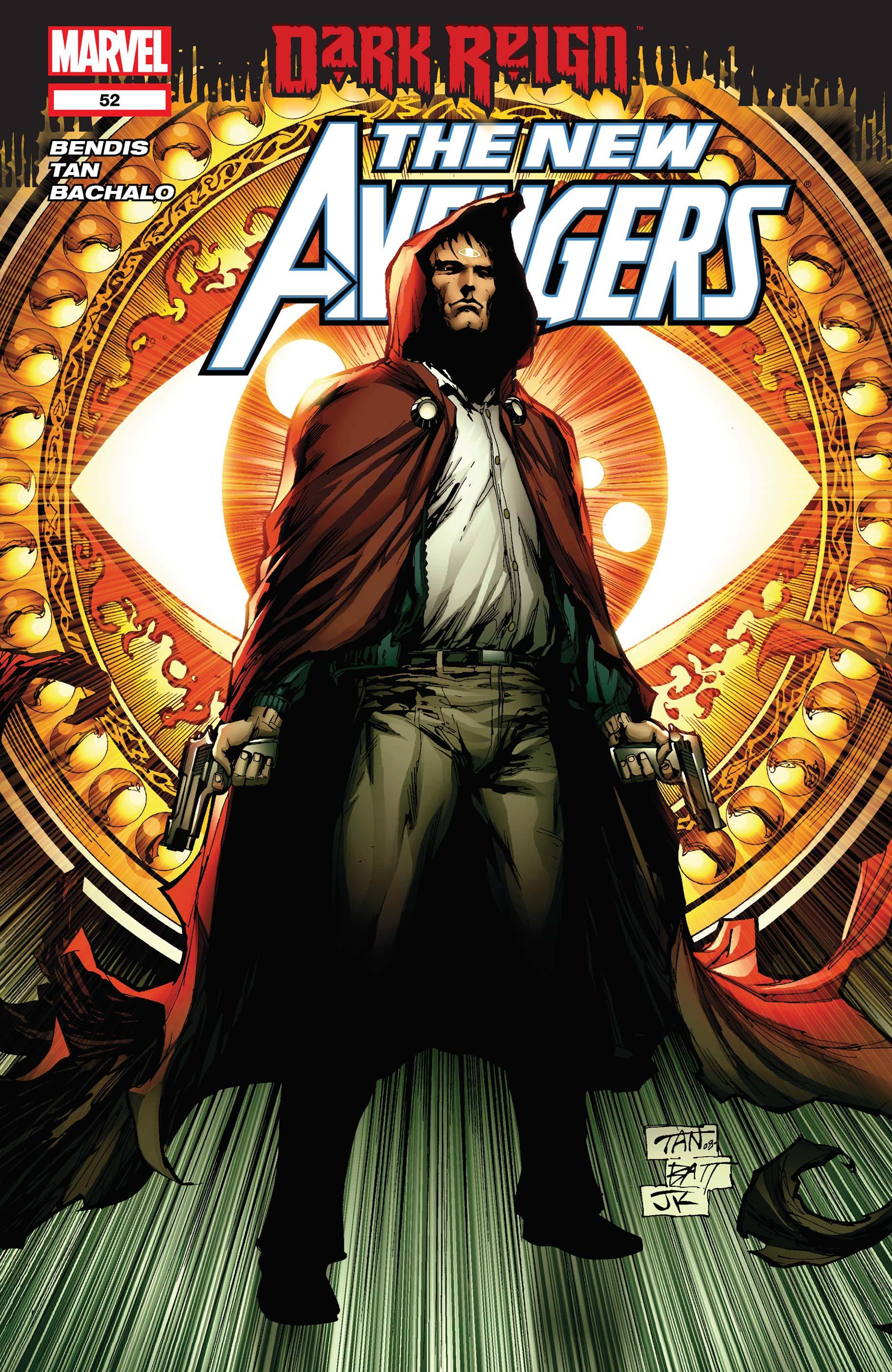 New Avengers (2004) #52