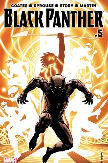 Black Panther (2016) #5