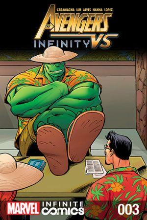 Avengers Vs Infinity #3
