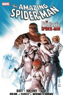 SPIDER-MAN: THE FANTASTIC SPIDER-MAN (Trade Paperback)