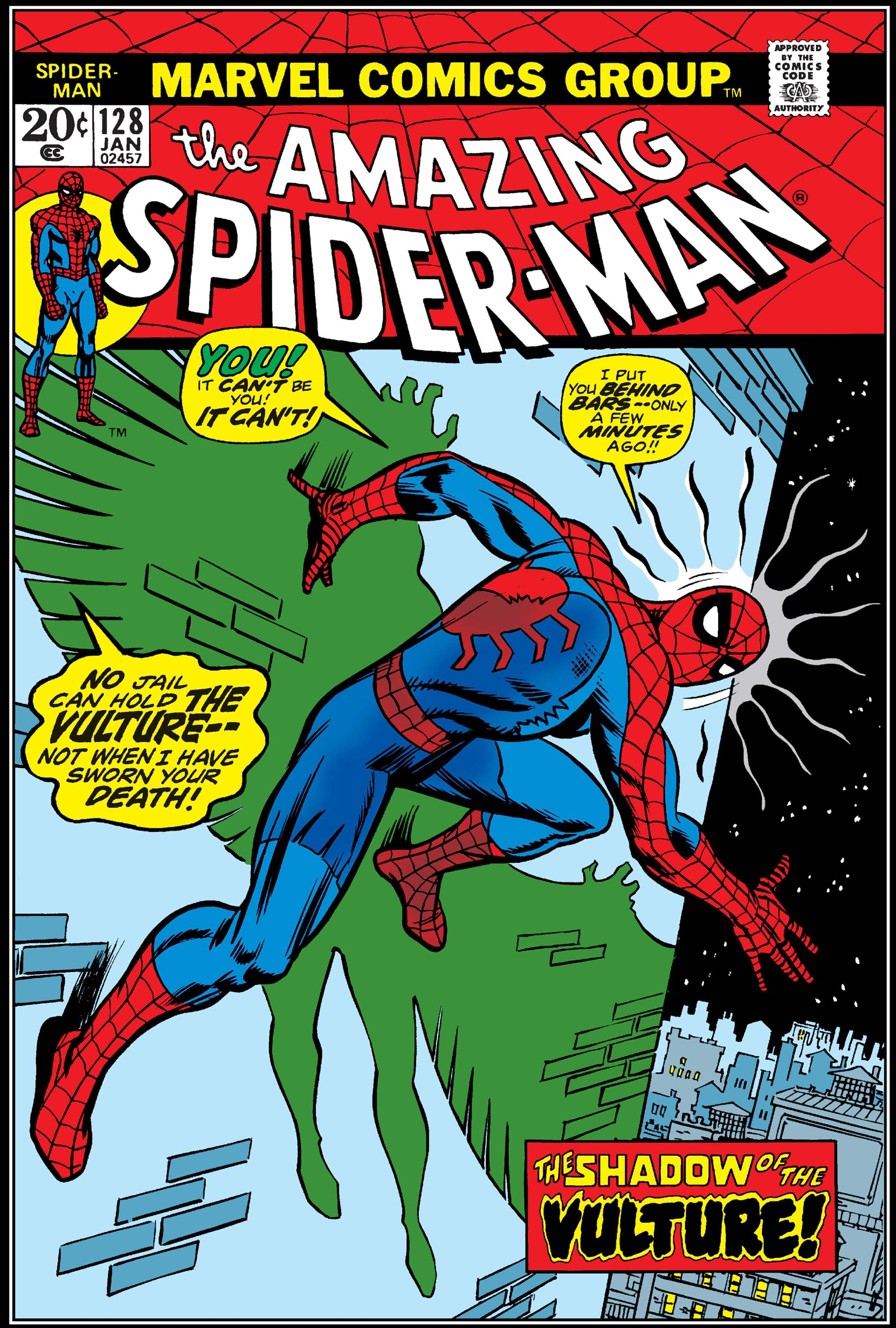 The Amazing Spider-Man (1963) #128