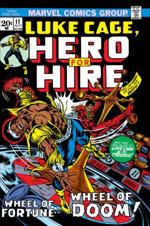 Luke Cage, Hero for Hire #11