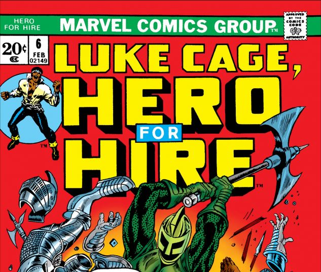 LUKE_CAGE_HERO_FOR_HIRE_1972_6