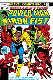 Power Man and Iron Fist (1978) #50