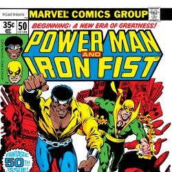 Power Man and Iron Fist (1978 - 1986)