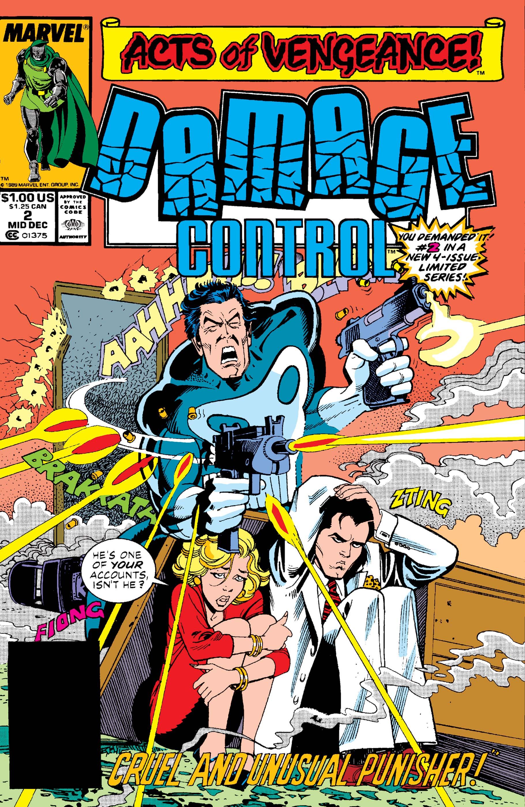 Damage Control (1989) #2