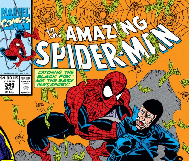 Amazing Spider-Man (1963) #349