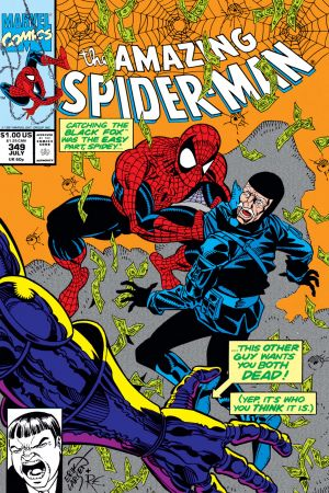 The Amazing Spider-Man (1963) #349