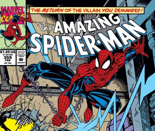 Amazing Spider-Man (1963) #359