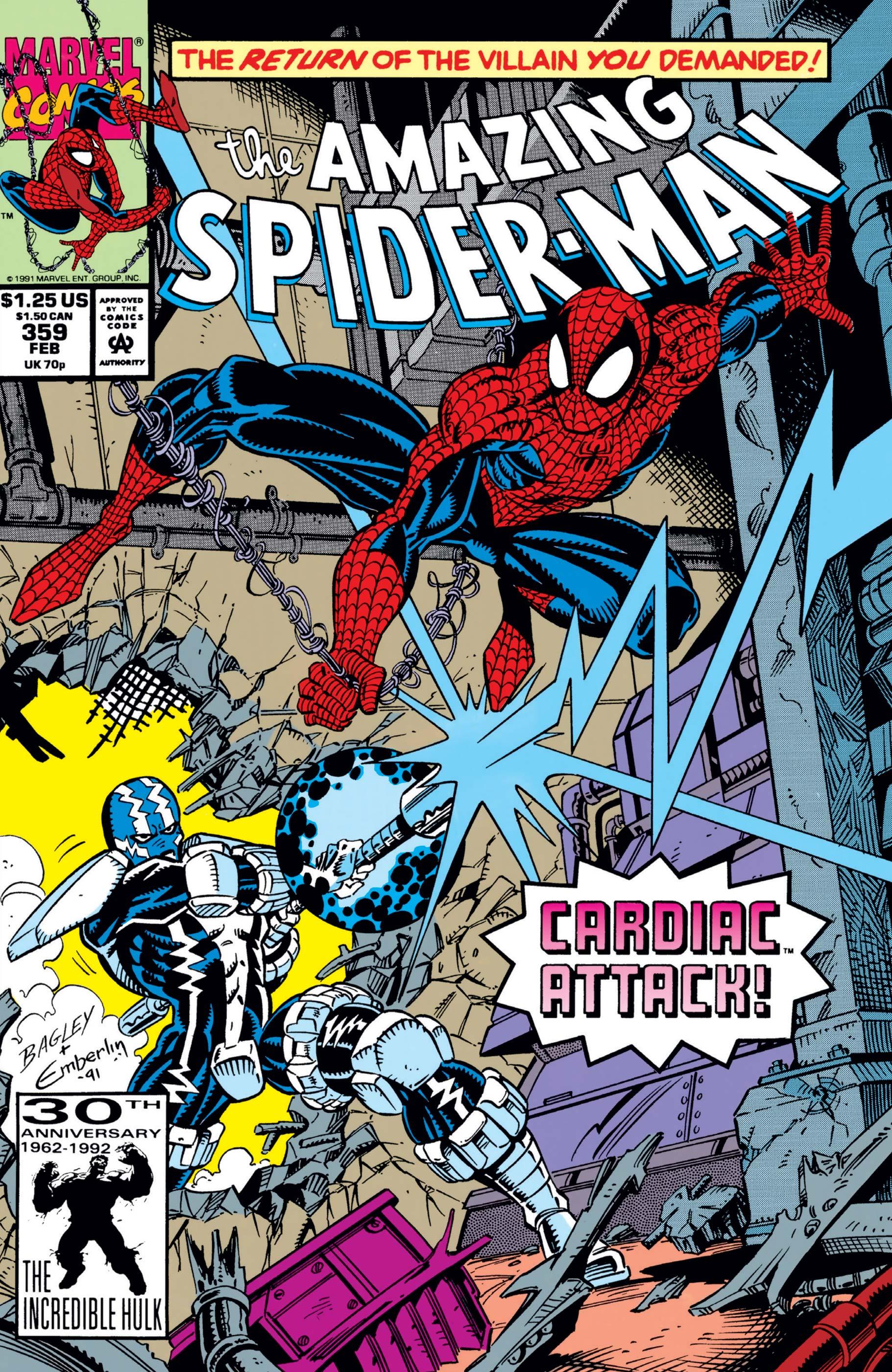 The Amazing Spider-Man (1963) #359