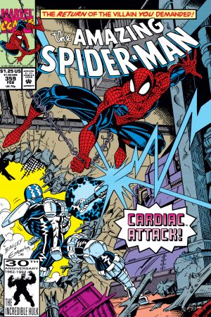 The Amazing Spider-Man #359
