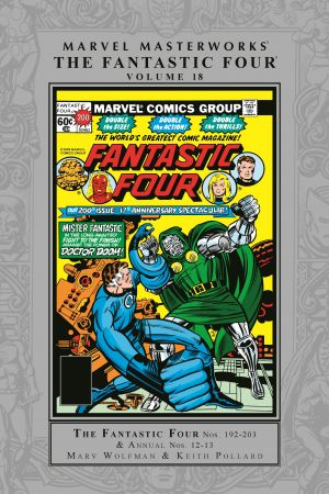 Marvel Masterworks: The Fantastic Four Vol. 18 (Hardcover)