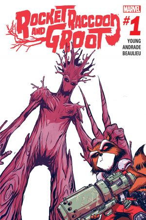 Rocket Raccoon & Groot (2016)