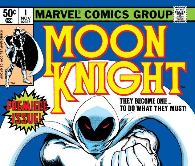 Moon Knight (1980) #1