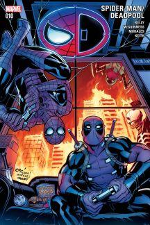 Spider-Man/Deadpool (2016) #10