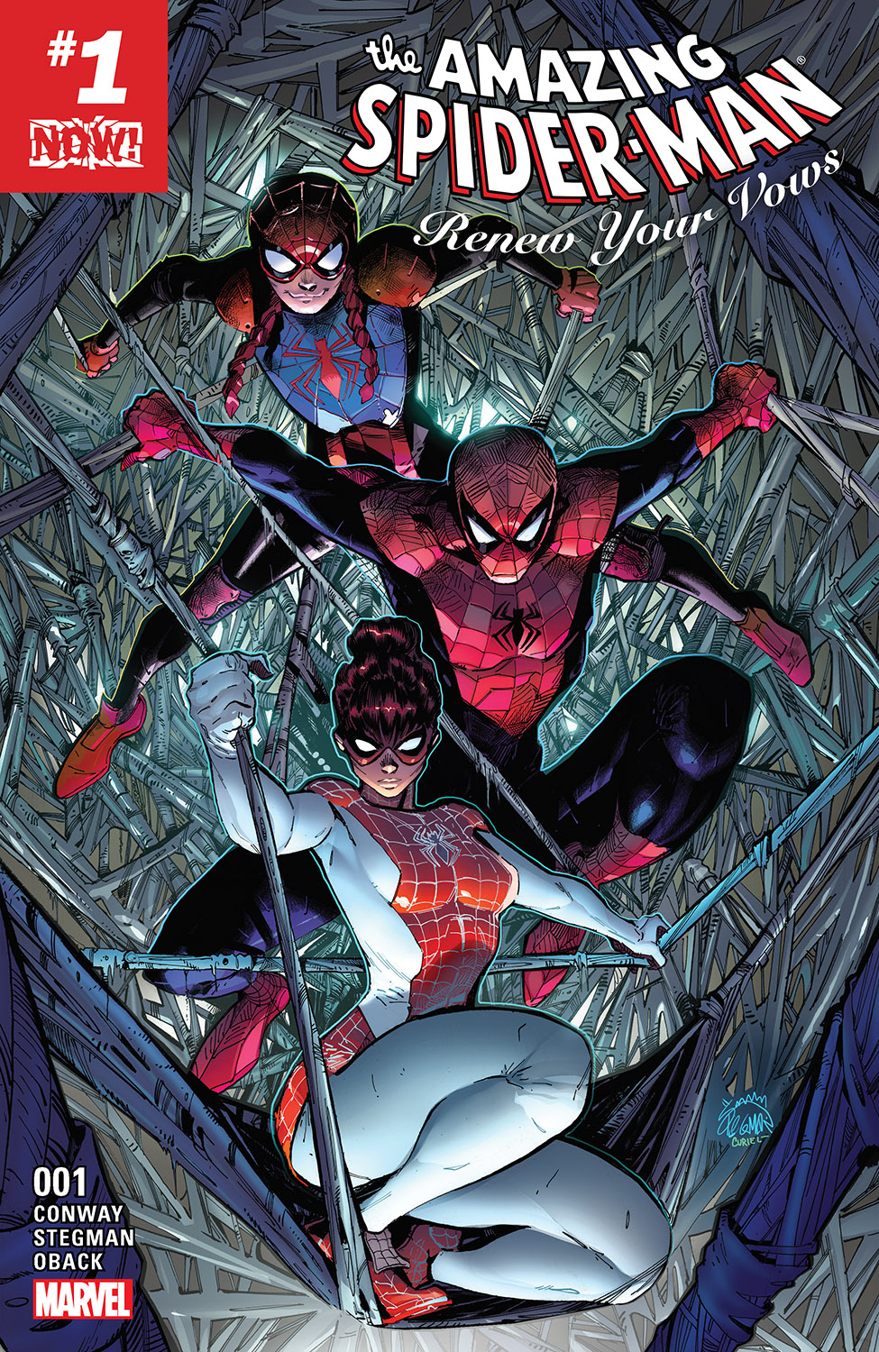 Amazing Spider-Man: Renew Your Vows (2016) #1