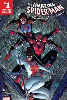 Amazing Spider-Man: Renew Your Vows (2016) #1