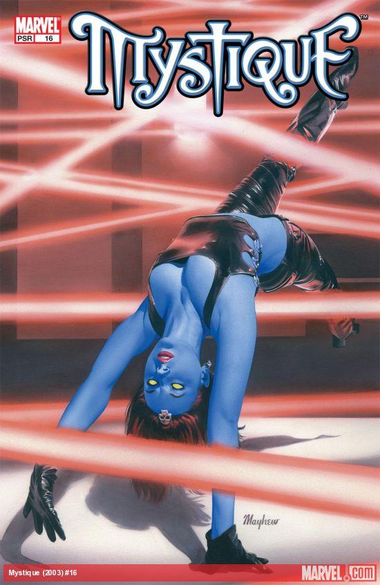 Mystique (2003) #16