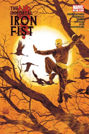 The Immortal Iron Fist #27