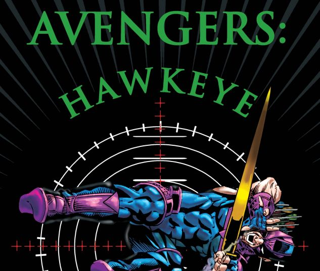 Cover to Hawkeye - Earth's Mightiest Marksman (1998) #1