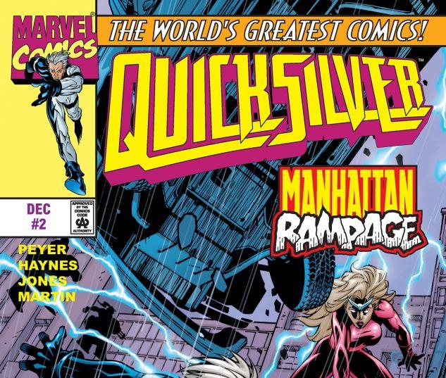 Quicksilver (1997) #2