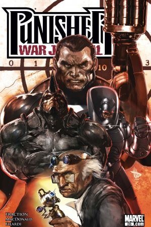 Punisher War Journal #26