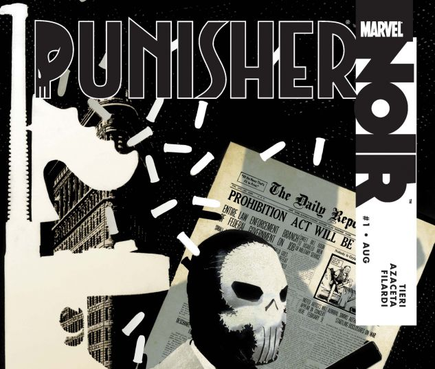 Punisher Noir (2009) #1
