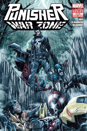 Punisher: War Zone (2012) #4