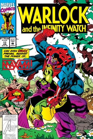Warlock and the Infinity Watch (1992) #17