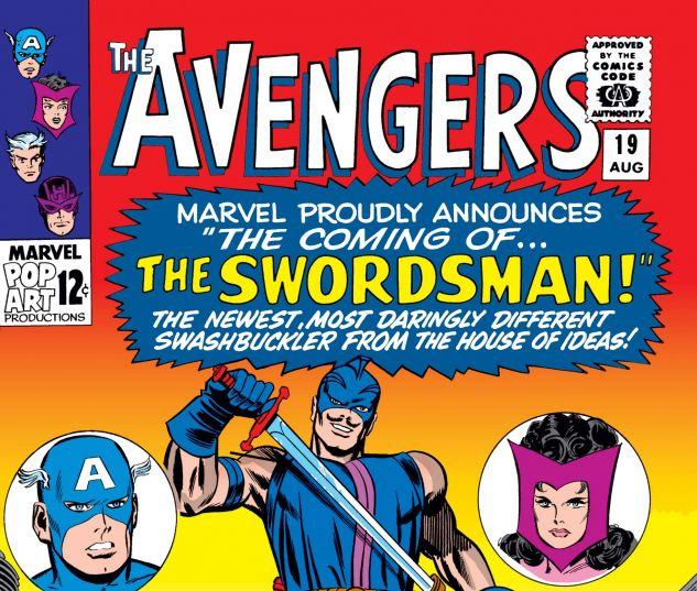 AVENGERS (1963) #19