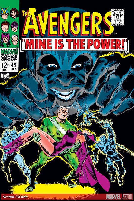 Avengers (1963) #49
