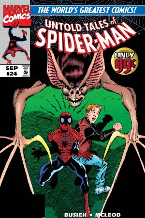 Untold Tales of Spider-Man #24