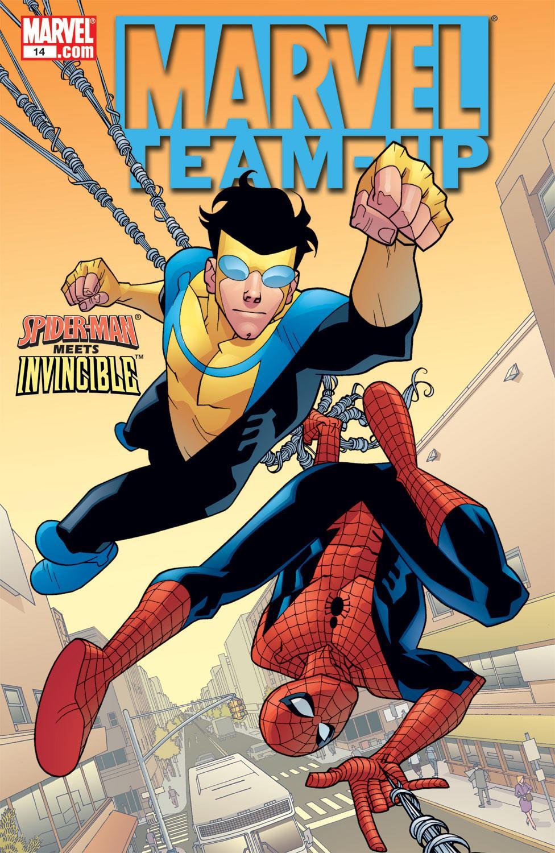 Marvel Team-Up (2004) #14